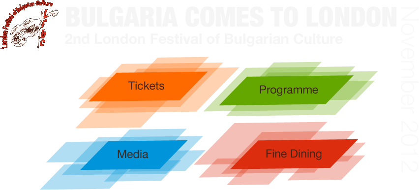 Bulgaria Comes to London November 2012