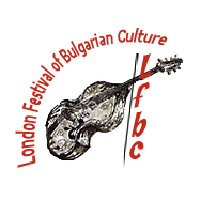 London Festival of Bulgarian Culture Logo